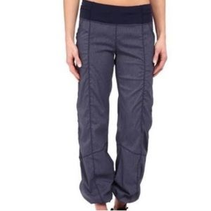 Lucy Get Going Jogger track dance yoga pants EUC